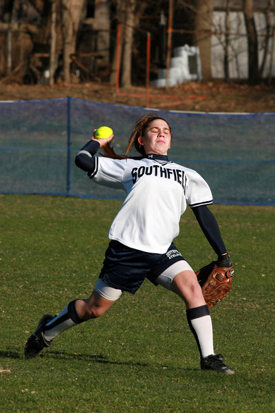 Southfield Softball Pictures of the Week.