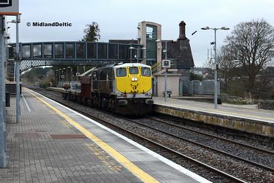 Portlaoise / Knockmay (Rail), 10-04-2018