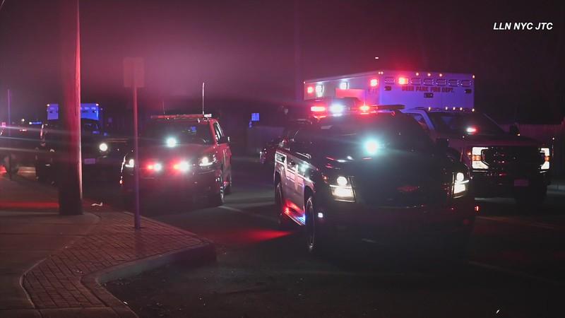 01.05.2021 LI Person Struck By Vehicle Bay Shore Rd North Babylon JTC INSTA EDIT