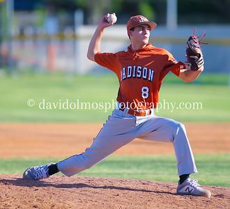Madison JV Baseball vs Mac 032619