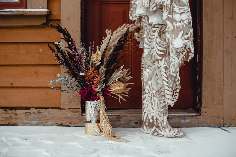 Requiem Images - Luxury Boho Winter Mountain Intimate Wedding - Seven Springs - Laurel Highlands - Blake Holly -53.jpg