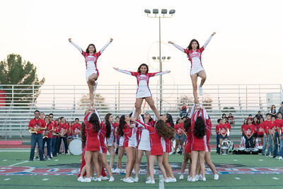 Socorro High School Homecoming Parade