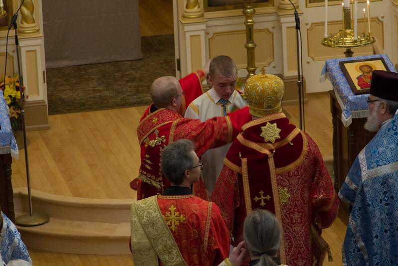 Sunday Liturgy