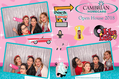 Cambrian Home Care Open House 11.8.18