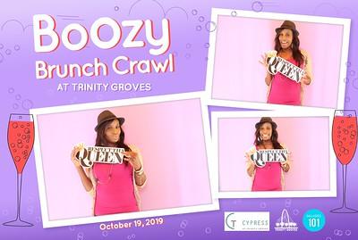 Boozy Brunch Crawl at Trinity Groves - 10-19-19