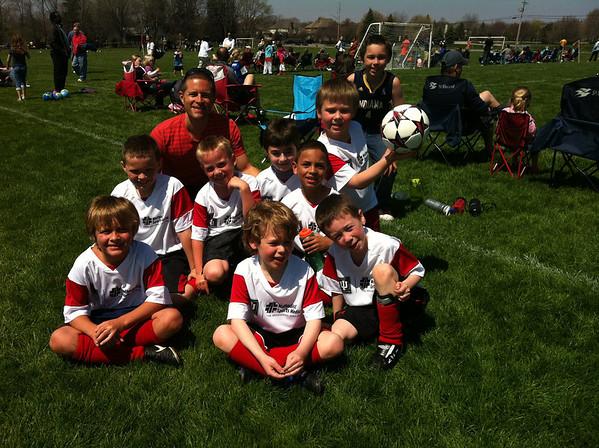 CDC Soccer 5/31/14 Hoosiers