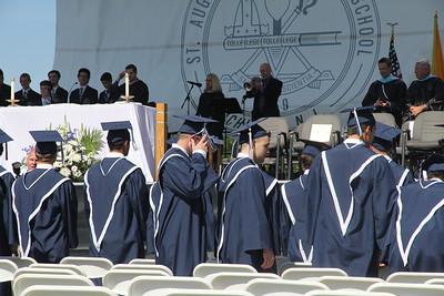 Caleb's High School Graduation 5/2015