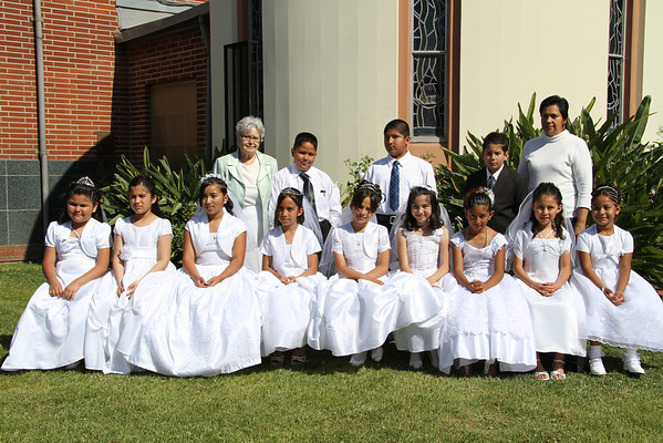 5-8-2010 FIRST HOLY COMMUNION