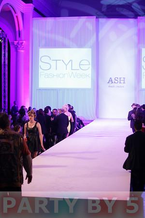 Style Fashionweek LA - Ash Haute - Runway
