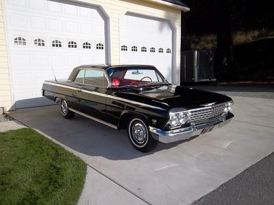1962 Chevrolet Impala 409 - SOLD