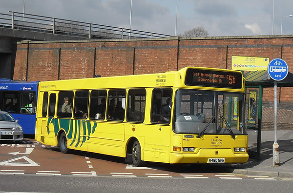 6.4.12 - Bournemouth rail station