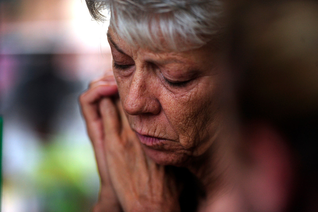 . Shirley Wygal, mother of victim Rebecca Wingo, speaks about the deceased 32-year-old mother of two who was among the 12 killed in the Aurora Theater Shooting on Monday, July 23, 2012. AAron Ontiveroz, The Denver Post