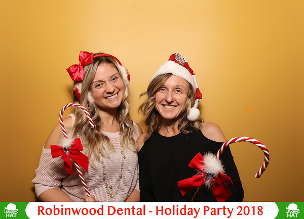 Robinwood Dental Holiday Party