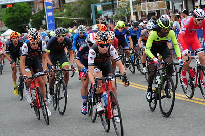 2015 USA Cycling U23 Road Nationals Men's Crit