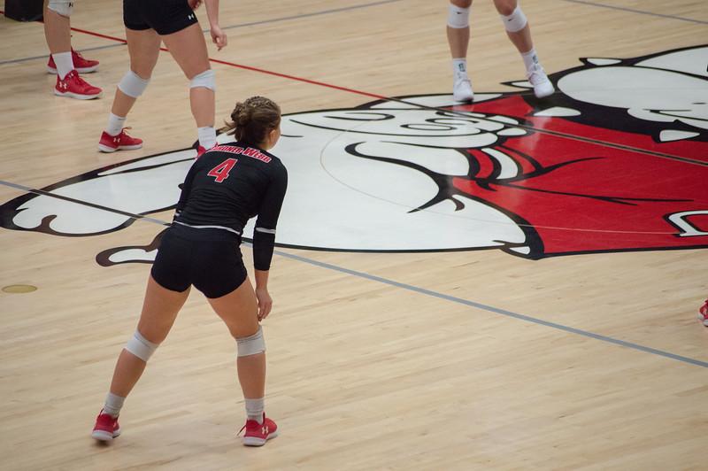 Volleyball vs CSU