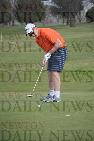 Colfax-Mingo vs. Baxter Golf