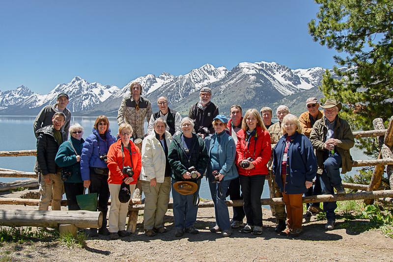 Yellowstone Tetons Spring 2013