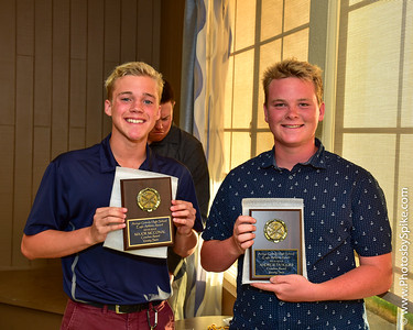 Boys Swim & Dive Awards