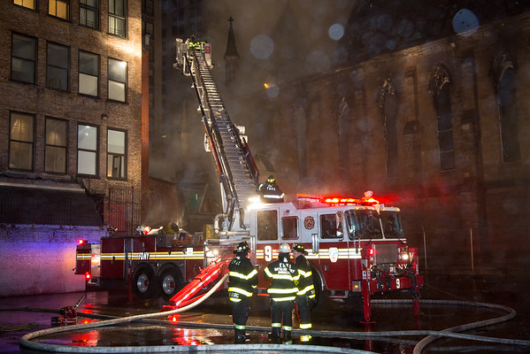 Manhattan NY 4th alarm, 20 W. 26th St. 05-01-16