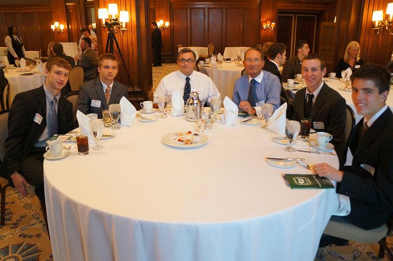 Field Trip: Job Creators Solutions Luncheon at The Union Club