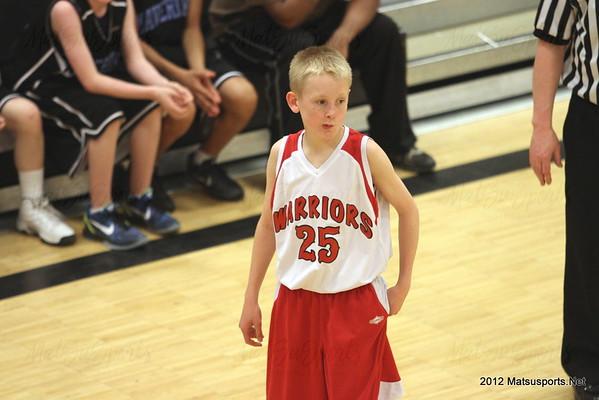 Spring Basketball 5-10-2012