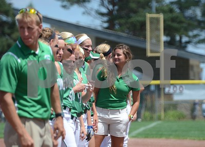 2015 Tuesday State Softball