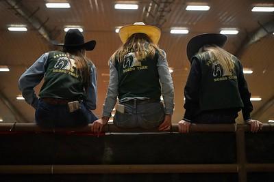 Panola College Rodeo Fri Perf