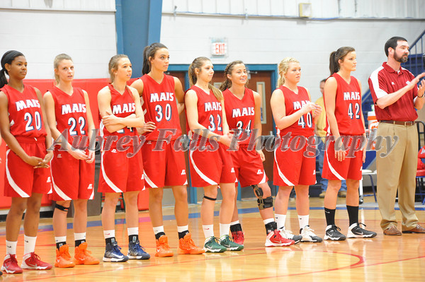 2014 Ladies ALL STAR GAME
