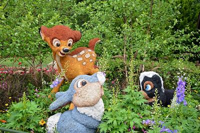 2015 Epcot International Flower and Garden Festival