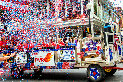 4th Fest Parade July 4, 2019
