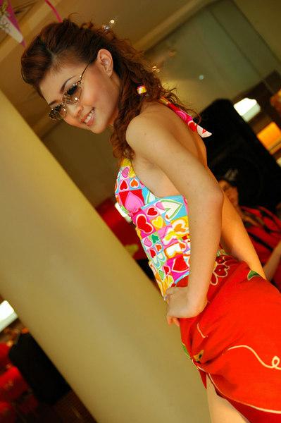 Miss Pearl of Island 2007
