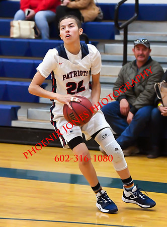 2019-20 - Girls Basketball Games