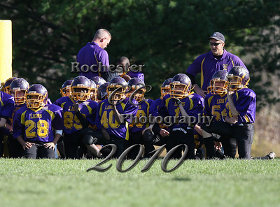 Jr. Pee Wee Purple v. Southwest Colts 10-17-10