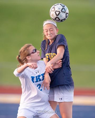 Varsity Girls Soccer vs. Utica Eisenhower 5/22/2019
