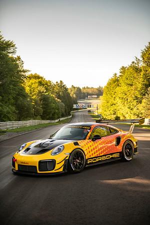 Porsche GT2RS Clubsport