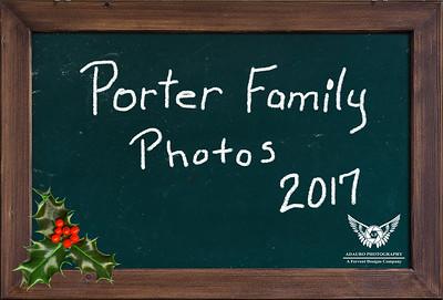 Porter Family Photos 2017