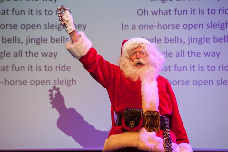 Christmas Choir Showcase