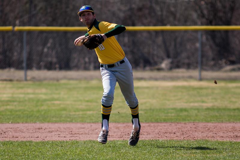 Clarkson Athletics: Men Baseball vs. Bard. Game 3. Clarkson win 8 to 1