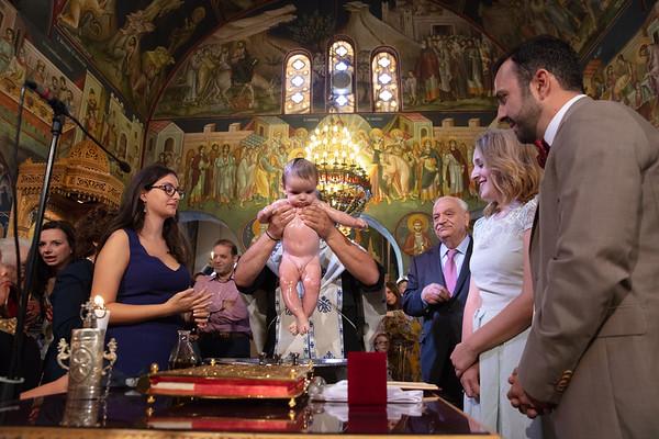 Dimitris ceremony