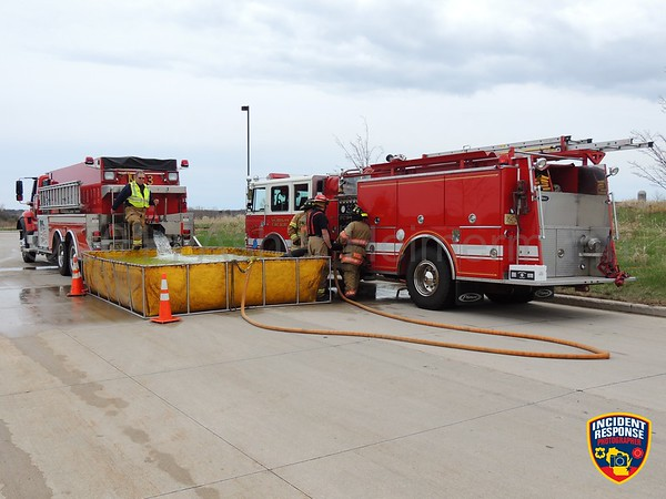 Sheboygan Fire Department Joint Training on May 14, 2014