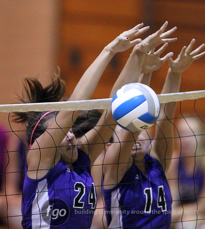 Patrick Henry v Southwest Volleyball 10-12-10