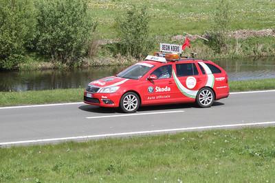 etappe Amsterdam Middelburg 10 mei 2010