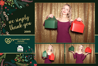 Simply Comfort Estate 2019 Holiday Party