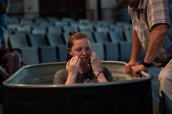 2019 June Baptisms