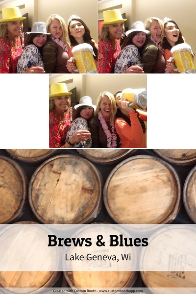 4-21-18 Brews & Blues