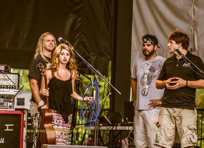 Sweet Justice & Morgan Stewart ~ RVA Freedom Festival ~ Innsbrook