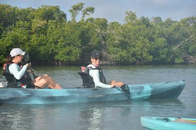 9AM Mangrove Tunnel Kayak Tour - Wideberg, Corsello, Detzel & Holmes