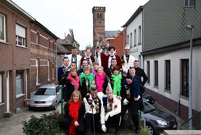 Aanstelling Prins Carnaval 2007