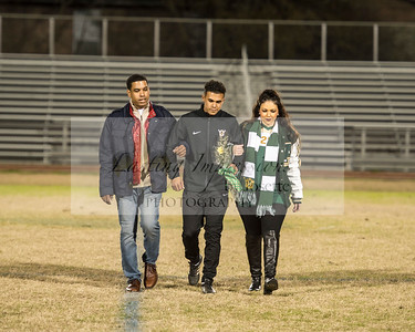 Acadiana High Boys Senior Night 2018