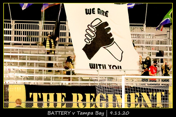 BATTERY v Tampa Bay | 9.11.20